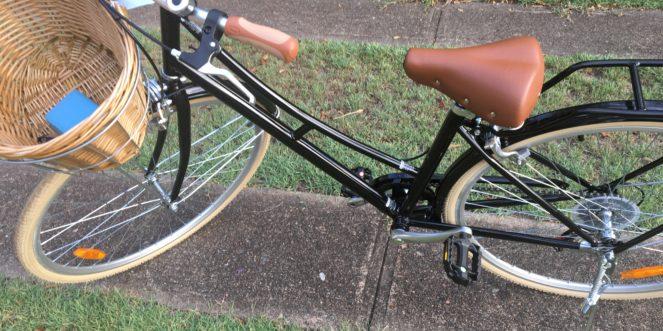 Reverse Steering Bike .. creating change